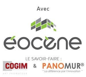 logo Eocene, Cogim et Panomur