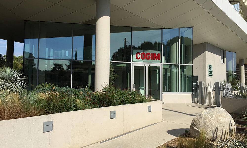 agence cogim montpellier