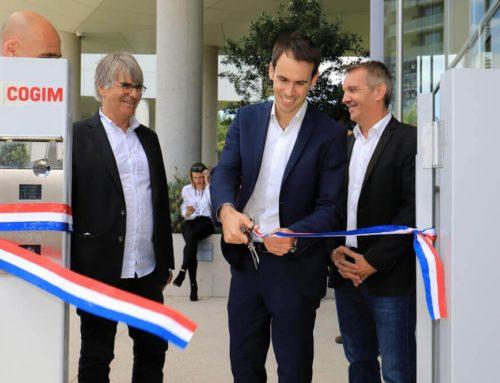 COGIM Inaugure son siège sociale, retour en image