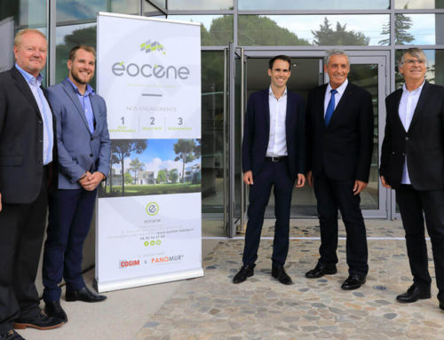 COGIM et PANOMUR® lance ÉOCÈNE une nouvelle société de promotion immobilière.