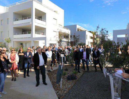 L'inauguration de Park View dans la Presse !